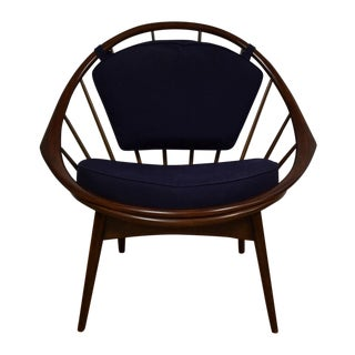 IB Kofod-Larsen for Selig Hoop Lounge Chair
