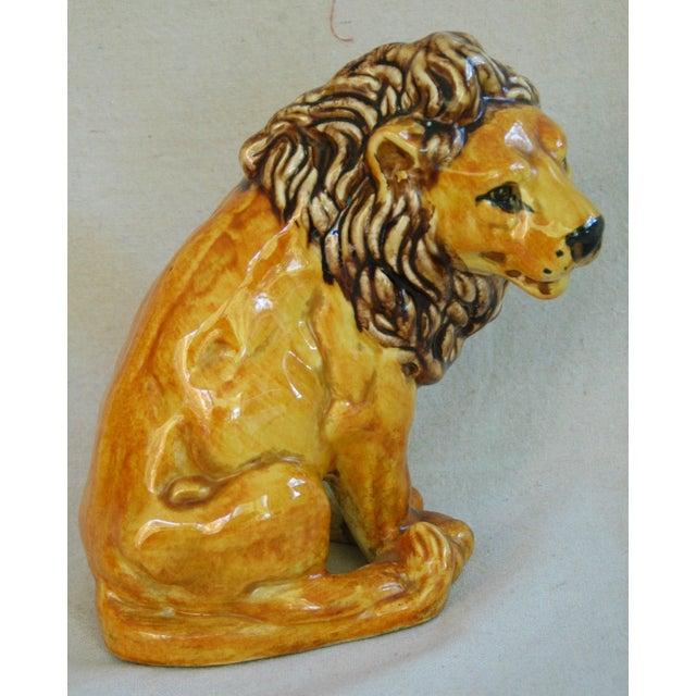 Mid-Century Italian Safari Lion - Image 3 of 7
