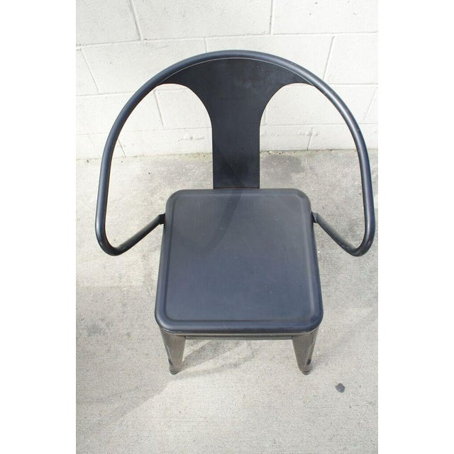 Tolix Dining Chairs- Set of 4 - Image 5 of 9