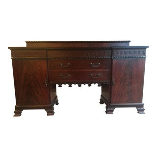 Marsh, Jones & Cribb Antique Mahogany Sideboard