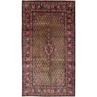 "Vintage Persian Koliai Rug- 5'1"" x 9'1"""