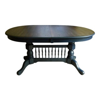 Cottage Country Oak Dining Table
