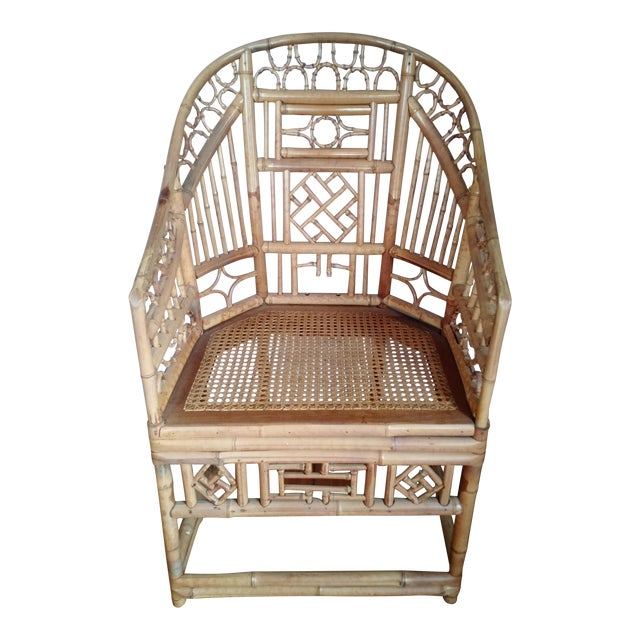 Brighton Pavilion Inspired Bamboo Chair - Image 1 of 7