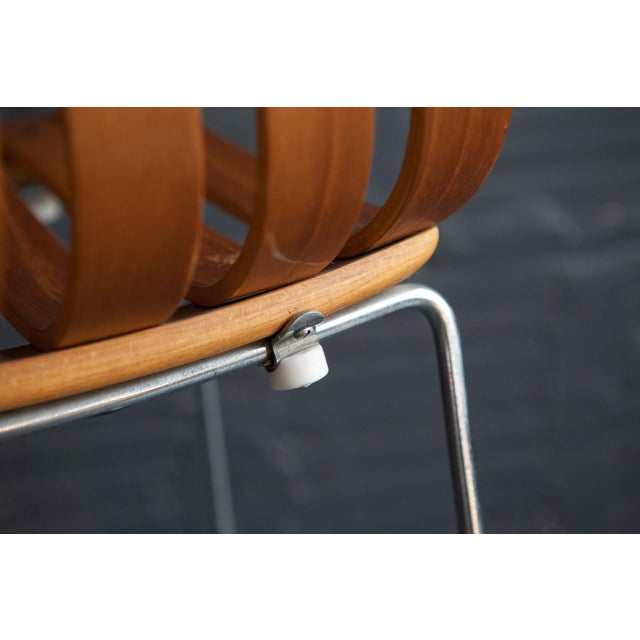 Image of Hans Brattrud Scandia Chairs - Pair