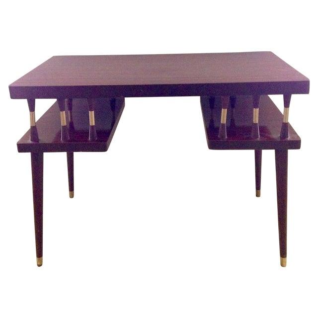 Mid- Century Danish Modern Desk - Image 1 of 8