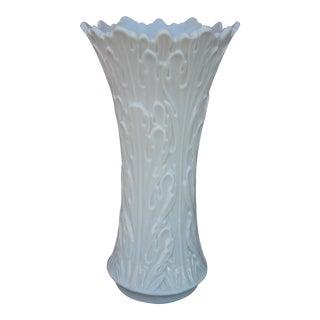 Lenox Vintage White Vase