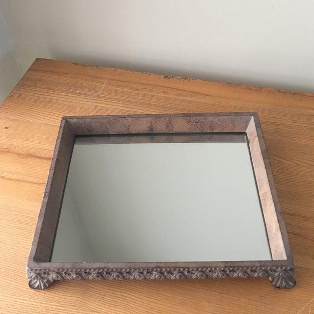 Image of Venetian Style Vanity Mirror