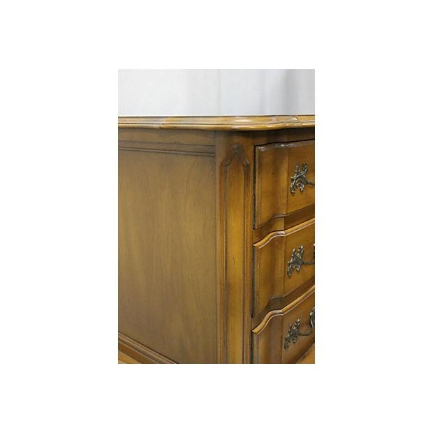 French Style High Chest by White Furniture Company - Image 3 of 4