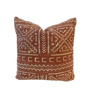 African Custom Made Mud cloth Pillow