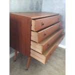 Image of H.G. Furniture Danish Teak Floating Dresser