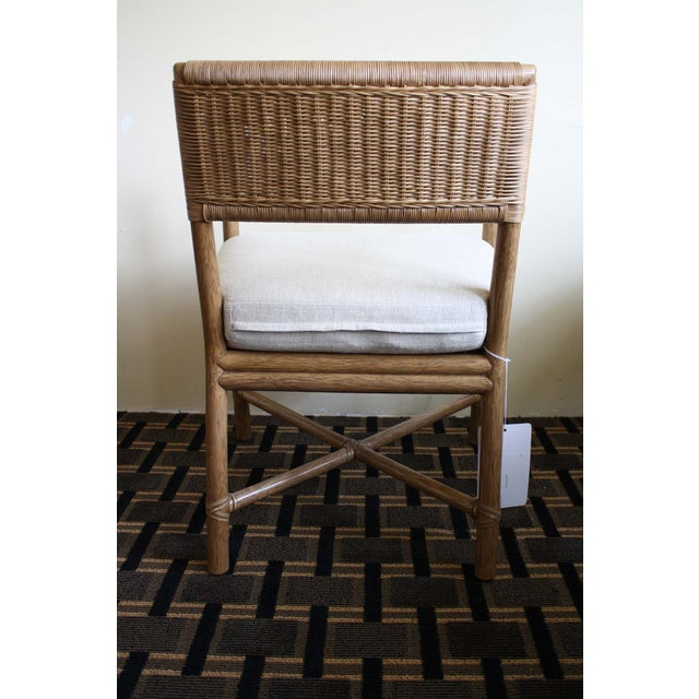 McGuire Dawson Chair in Pecan Finish - Image 5 of 6
