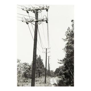 Powerline Road Photograph