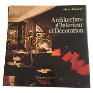 Architecture d'Interieur et Decoration Demachy