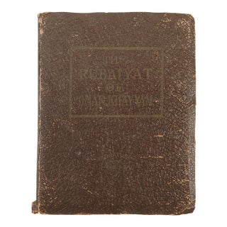 """The Rubaiyat of Omar Khayyam"" Pocket Book"