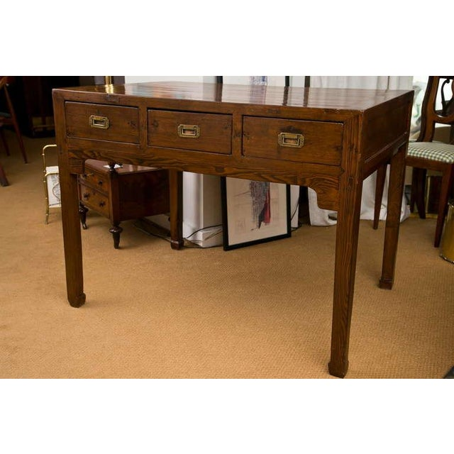 Chinese Scholar's Desk - Image 3 of 6