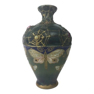C.1900 Reissner Stellmacher & Kessler Amphora Vase