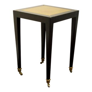 Paris Side Table by Donghia