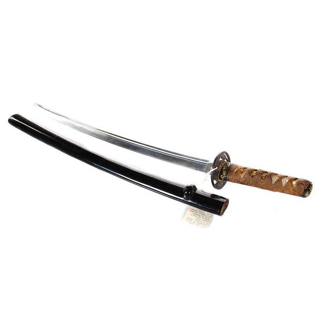 Image of Wakizashi Koto 15th Century Japanese Samurai Sword