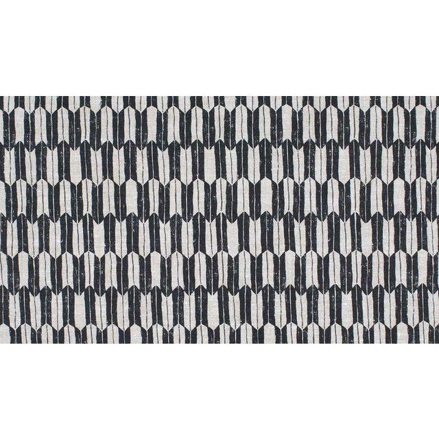 Custom Clay McLaurin Drapery Panels - A Pair - Image 3 of 3