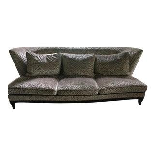 Geneva Upholstered Armless Sofa