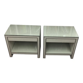 Bernhardt Bedside Tables - A Pair