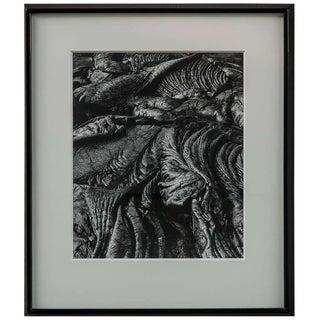 Brett Weston Hawaii Lava Photograph