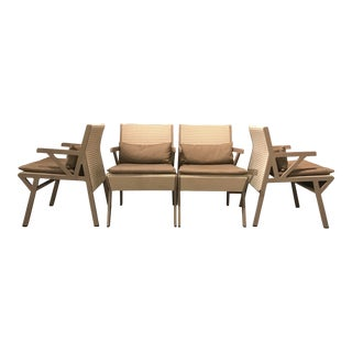 Kettal Vieques Outdoor Dining Chair - Set of 4