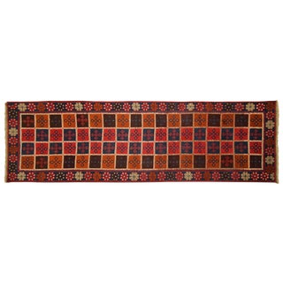 """Balouch Multi-Colored Runner Rug - 2'10"""" x 9'9"""""""