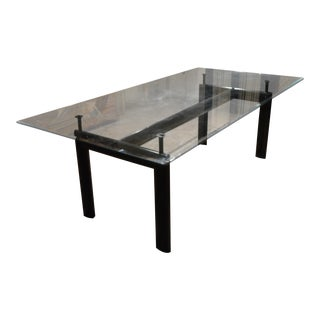Le Corbusier Style Dining Room Table