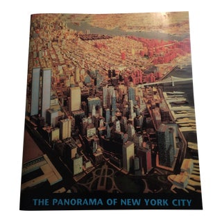 'The Panorama of the City of New York' Book