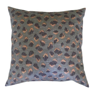 Kelly Wearstler Feline Fabric Pillow Cover