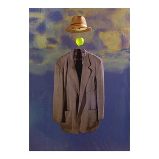 "Harvey Edwards ""Homage to Rene Magritte"" Photograph"
