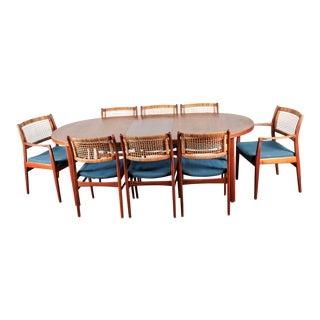 DUX Mid-Century Original Teak Dining Set