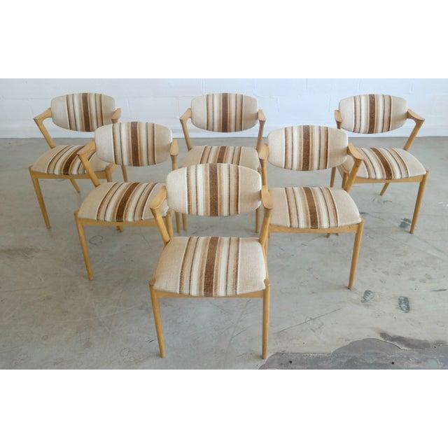 Kai Kristiansen Model 42 Dining Chairs - Set of 6 - Image 2 of 9
