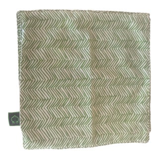 Cotton Pillow Covers in Grass Green - A Pair
