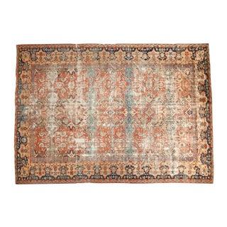 """Antique Sultanabad Carpet - 10'2"""" x 14'2"""""""