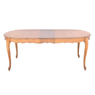 French Provencial Style Dining Table
