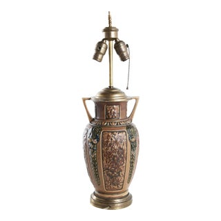 Earthenware Lamp