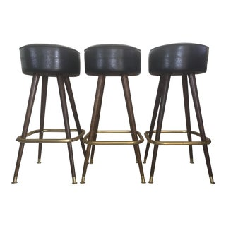 Most Popular Vintage Bar Stools On Chairish