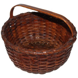 Large Round Fruit Basket