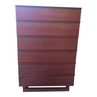Nobleza 6-Drawer Cherry Dresser