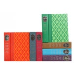 Image of Colorful Classic Books - Set of 7