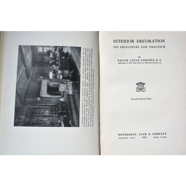 Antique Decorative Books - Set of Three - Image 6 of 11