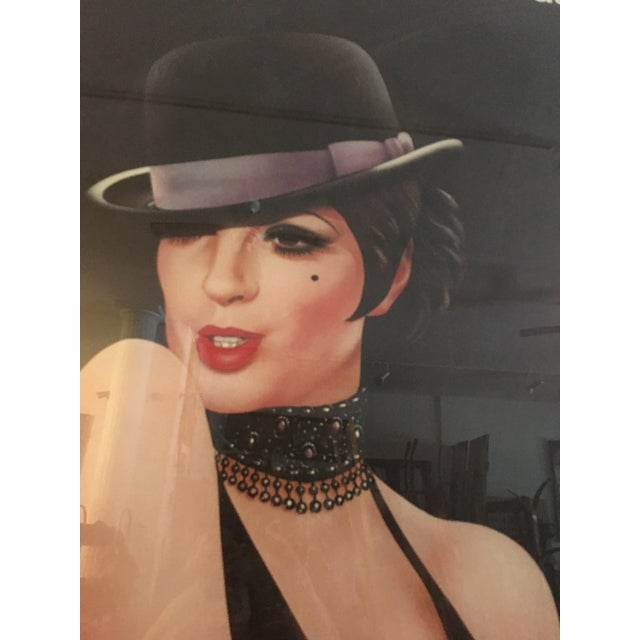 1972 London Telegraph Lisa Minnelli Cabaret Poster - Image 10 of 11