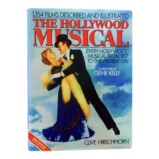 """The Hollywood Musical"" Vintage Book"