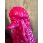 Image of Mid-Century Pink French Poodle