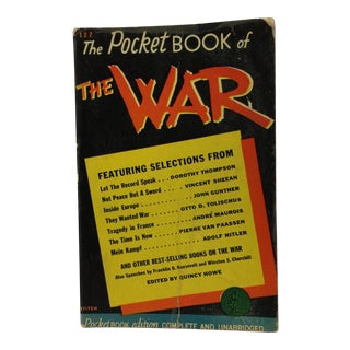 Pocket Book of the War 1941 Quincy Howe