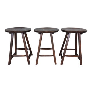 Hunt Country Furniture Counter Stools - Set of 3