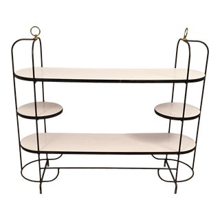 Vintage 3 Tier Shelving Unit