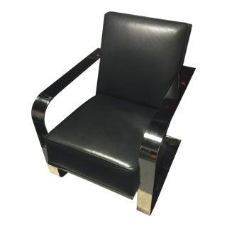Ralph Lauren New Bohemian Metal Club Chair